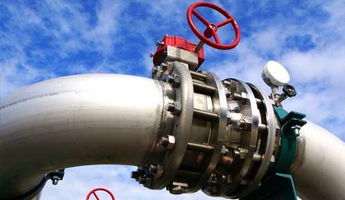 Bereich Gas & Öl