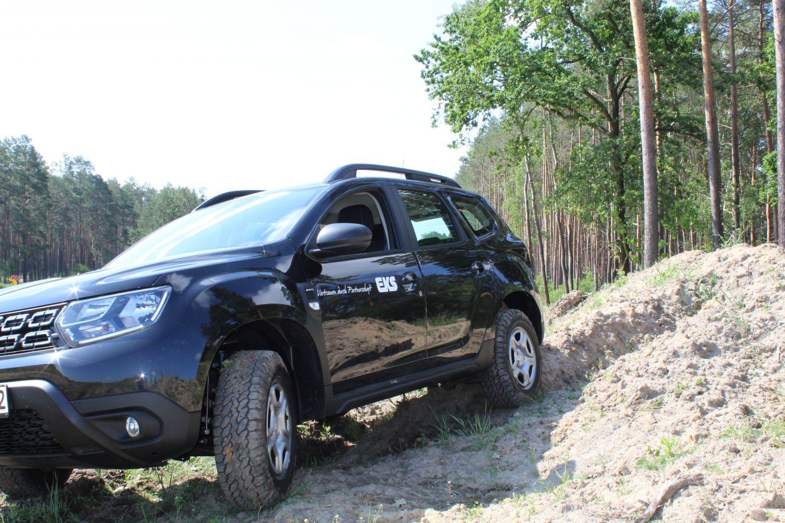 EKS Fahrzeug